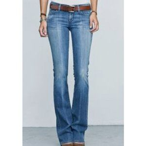 Citizens of Humanity Ingrid 002 Low Waist Flair 29